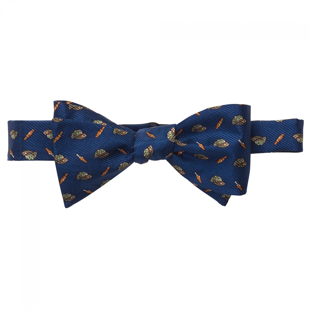 WM. Lamb & Son - Calling All Ducks Bow - Navy